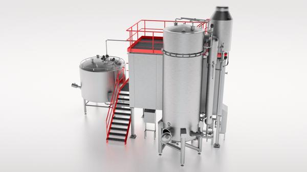 Coctio Standard Evaporator module