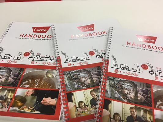 Coctio Handbook - Key to success in the global bone broth markets