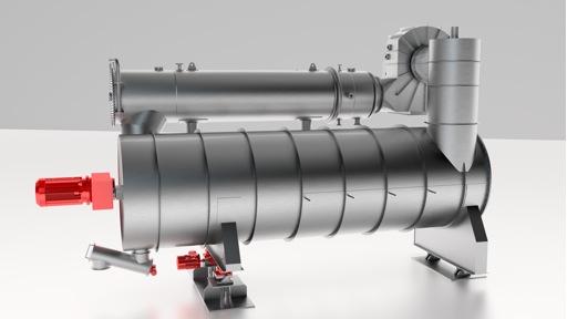 Coctio SHS Dryer module