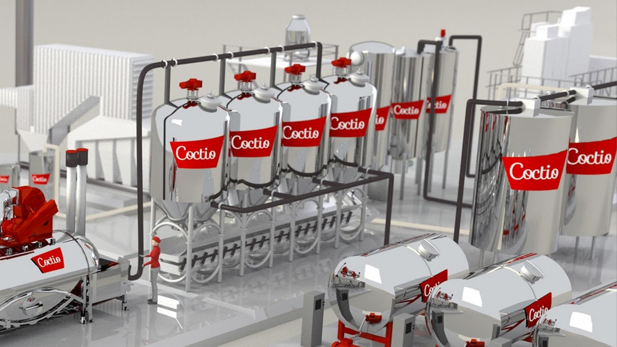 Turnkey processing lines and plant solutions for bone broth and sauce production business
