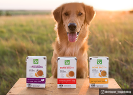 Only Natural Pet - Example of Bone broth Products for Pets