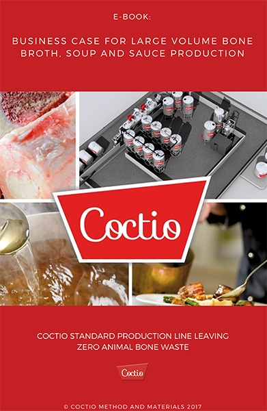 eBook - Business Case for Large-Scale Broth, Soup and Sauce Production