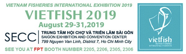Coctio's partner FPT exhibits at VietFish 2019